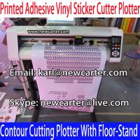 China Kuco Vinyl Cutter Plotter With Contour Cutting T24 Vinyl Cutter Desktop Vinyl Sign Cutter wholesale