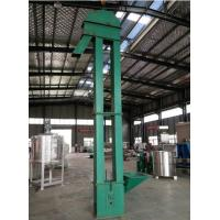 China Factory price High quality 4.2m or Customized height Bucket elevator conveyor machine on sale