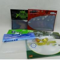 China Food Grade Hpa Fishing Lure Pouches Environmental Protection 0.019mm Thickness wholesale