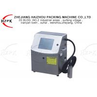 China Automatic Inkjet Printing Machine , Continuous Inkjet Date Code Printer wholesale