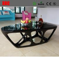Buy cheap Coffee table / Side table / Fiberglass Table / Mordern table / Tea Table / Luxury table  For living room hotel Villas from wholesalers