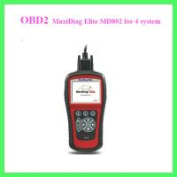 China MaxiDiag Elite MD802 for 4 system wholesale