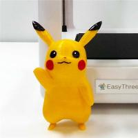 China Easthreed Orange / White 3D Printed Toys , 3D Printed 3D Printer PLA Printing Material on sale