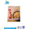 China Three Side Sealing Food Grade Zip Lock Bags Safety Custom Printed Kitchen Use wholesale