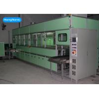 Quality Automated ultrasonic cleaning system With Transfering System For Metal Part for sale
