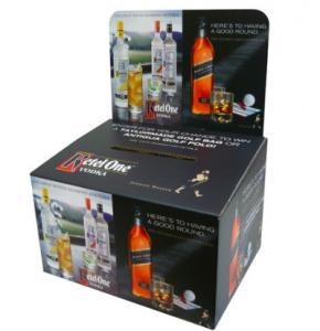 China Custom Packaging Cardboard Boxes , Waterproof Corrugated Storage Boxes wholesale