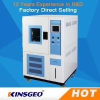 China Electrical Temperature Controlled Chamber , Humidity Testing Equipment wholesale