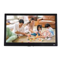 China Audio Output Video Brochure Card 17 Inch LCD Advertising Video Player 1920x1080 wholesale
