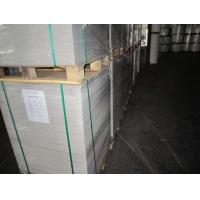 China grey back duplex boards on sale