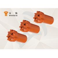 China Tungsten Carbide DTH Drilling Tools T38/R38 Wear Resistant Custom Design wholesale