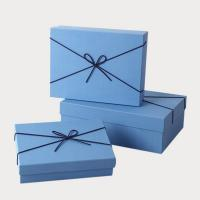 China Professional Custom Paper Storage Boxes Colored Gift Boxes For Christmas Presents wholesale