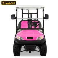 Buy cheap Battery Powered Custom Electric Golf Carts Vehicle Four Wheeler ADC Motor from wholesalers