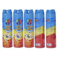 China Household Mosquito Repellent Spray Aerosol Insect Killer Insecticide 400ml on sale