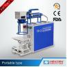 China 20W 30W 50W Handheld Type Fiber Laser Marking Machine for Jewelry wholesale