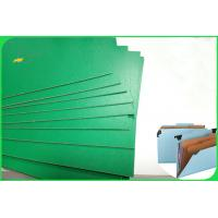 China One Side Coated White Duplex Board Grey Back Paperboard 250gsm 300gsm Recycled wholesale