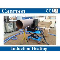 China 40KVA 80KVA 120KVA Induction Heating Machine for Pipe Welding Preheat with C Type Inductor wholesale