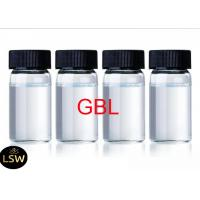 China 99% Purity Colorless Muscle Building Steroid Oil Gamma - Butyrolactone CAS 96-48-0 on sale