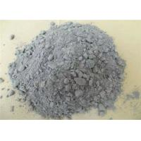 China 3 - 5 / 5 - 8mm Size Refractory Castable Bauxite Particle Raw Materials on sale