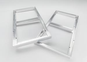 China Ra3.2 CNC Machined Aluminum Parts Electroplating Sheet Metal 0.05mm Tolerance wholesale