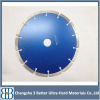 China China factory Key slot / narrow U slot or Wide U slot granite saw blade wholesale