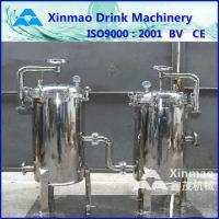 China Sand Filter Water Purification Systems , Potable Water Treatment Plant 50T/H wholesale