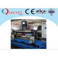China Cold Roll Laser Texturing Machine 10us Pulse Width CNC Laser Equipment For Metal wholesale