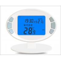 China Gas Water Heater Thermostat , 16V Wire Programmable 7 Day Programmable Thermostat wholesale