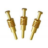 China Polish Finish Precision CNC Brass Parts Lathe Turning Brass Fitting wholesale