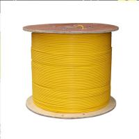 Buy cheap 8 Core Single Mode Fiber Optic Cable Fiber Optic Indoor Cable Light Weight from wholesalers