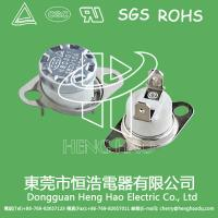 China Car Heating Pad Thermal Cutoff Switch , KSD301 Temperature Control Switch Thermostat wholesale