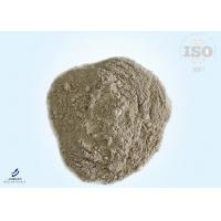 Quality Al2O3 65% Refractory High Temperature Mortar / Monolithic Castable Refractory for sale
