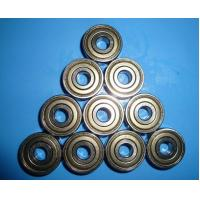 China Chrome Steel Deep Groove Ball Bearing 6001 2RS, 6001 ZZ wholesale