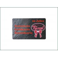 China Personalized Inkjet RFID Smart Card PVC Materials E - Card System ISO9001 wholesale