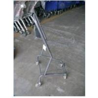 China Reusable 2 Basket Shopping Trolley For Small Shop , 4 Swivel 3 Inch Pvc Casters wholesale
