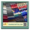 China Colorful Washable Polyester Velour Jacquard Car Seat Upholstery Fabric for Automotive / Sofa wholesale