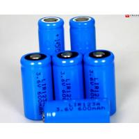 China Customized 600mAh Lithium Ion Battery Packs 3.7V For Cordless Drill , Power Tools wholesale