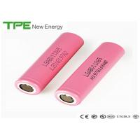 China Original 18650 Lithium Ion 3.7 V Battery Deep Cycle 3000mAh Small Internal Resistance wholesale