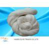 China Smooth Surface Hank Semi Dull Polyester Yarn 40 / 2 50 / 3 Good Elasticity wholesale