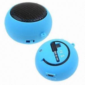 China Hi-Fi USB MP3 Stereo Mini Speaker for MP3 Player Amplifier Loudspeaker wholesale
