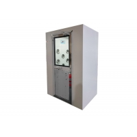 China Mirror SUS304 Air Shower Room For Single Person wholesale