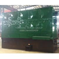 China 1900kw Thermal Oil Boiler Wood Fired Biomass HotOilBoiler For Synthetic Fiber Industry on sale