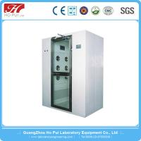 China Professional Air Shower Clean Room Stainless Steel CE Certification wholesale