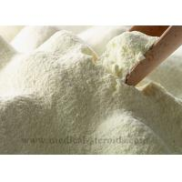 99% Purity Raw Steroid Powders Casein For Health Food Additives , CAS 9000-71-9