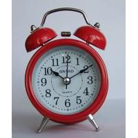 China Round Twin Bells Alarm Clock #6025 wholesale