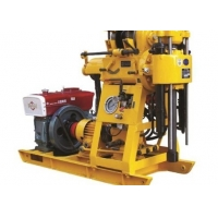 China Automatic ST-100 15KW Portable Water Well Drilling Rig on sale