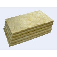 China Thermal Insulation Rock Wool Panel Mineral Wool Board  For Petroleum Industry wholesale