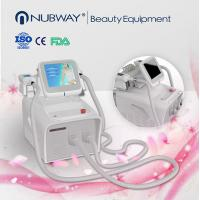 China High quality Portable Cryolipolysis+Lipo Laser Slimming Machine for sale on sale