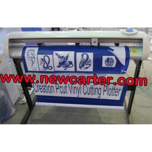 China 1200 Vinyl Cutter Plotter Creation Pcut Cutting Plotter CT1200H  Contour Cutting Plotter wholesale