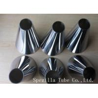 316L Stainless Steel Clamp fittings Polished Ferrules Tee Elbows ASTM A270 Manufactures
