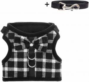 China Soft Mesh Escape Proof Cat Vest Harness Adjustable wholesale